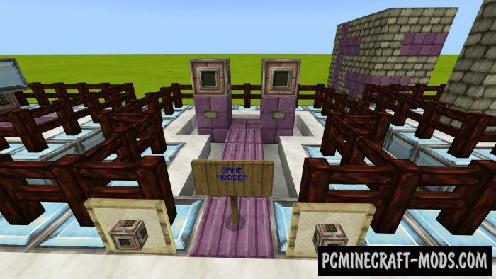 Collection of Command Blocks Minecraft PE Map 1.4.0, 1.2.13