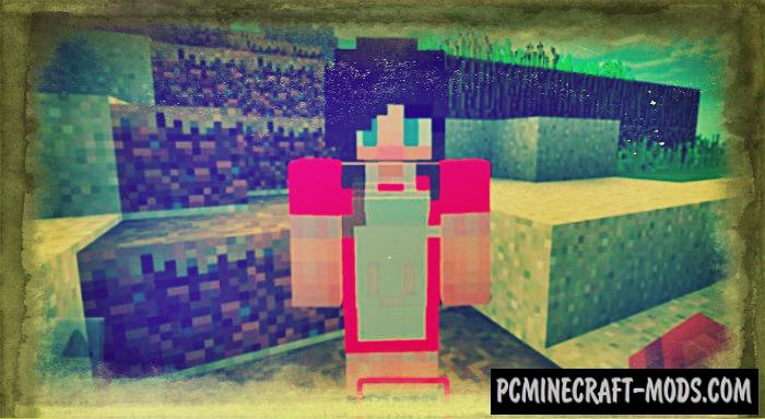 Comes Alive Minecraft PE Mod / Addon 1.6.0, 1.5.3, 1.4.4