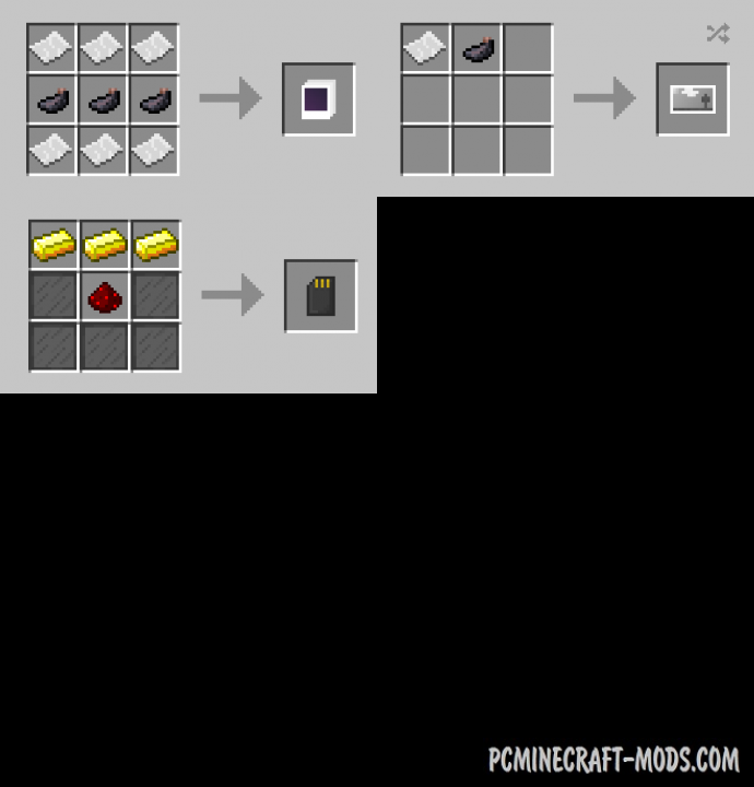 Сamera for Photos/Lens Filters Mod For Minecraft 1.14.4
