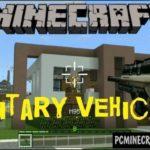Jimbo's Modern Weapons Minecraft PE Mod 1.9.0, 1.8.0, 1.7.0