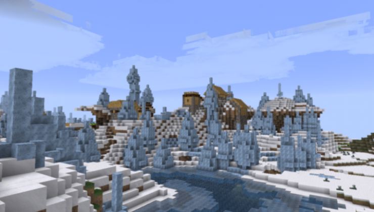 Collapsible 128x Resource Pack For Minecraft 1.7.10