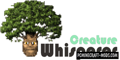 Creature Whisperer Mod For Minecraft 1.12.2
