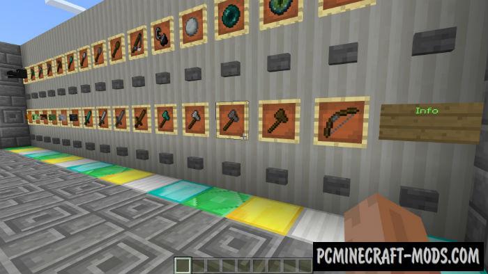 Redstone Mob Editor Minecraft PE Map 1.4.0, 1.2.16, 1.2.13