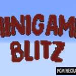 Minigames4Fun Map For Minecraft