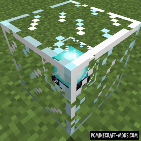 G.L.A.S.S Mod For Minecraft 1.12.2