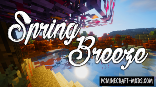 Spring Breeze Resource Pack For Minecraft 1.12.2