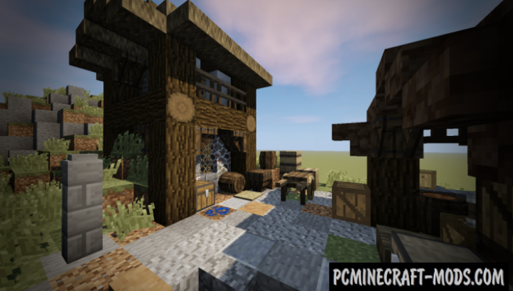 Loroth Resource Pack For Minecraft 1.11.2, 1.10.2