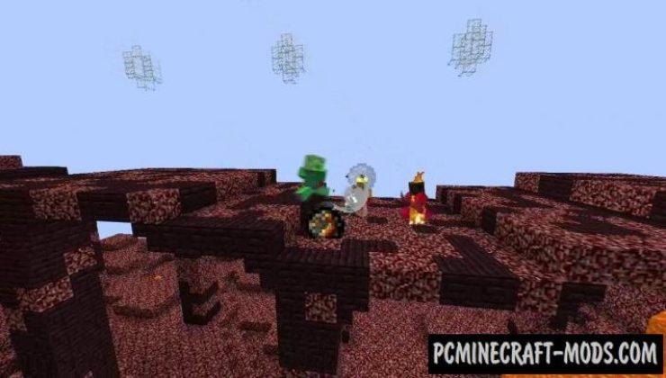 Super Craft Bros Map For Minecraft