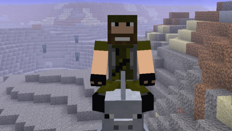 Merpig - New Creature Mod For Minecraft 1.16.5, 1.14.4, 1.12.2