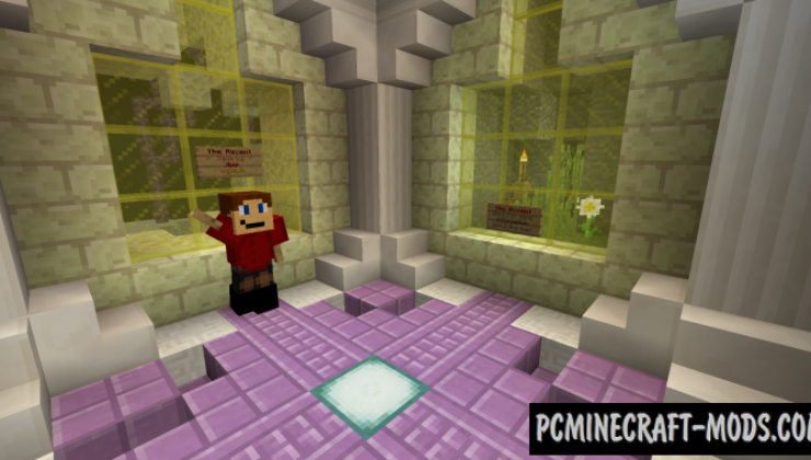 The Ascent Map For Minecraft