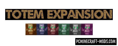 Totem Expansion Mod For Minecraft 1.12.2