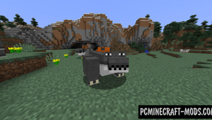 Mystical Wildlife - New Mobs Mod For Minecraft 1.14.4, 1.12.2