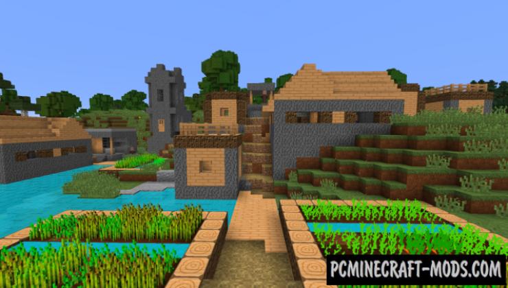 SpiderCraft Resource Pack For Minecraft 1.12.2