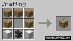 JJ Skill Mod For Minecraft 1.12.2, 1.10.2