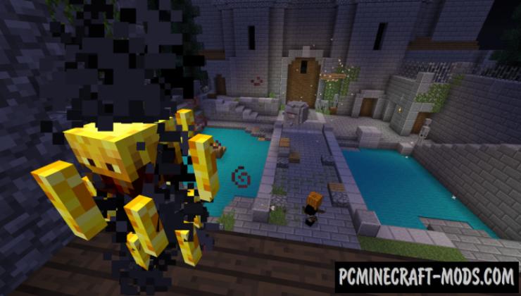 Dr. Junkenstein's Revenge Map For Minecraft
