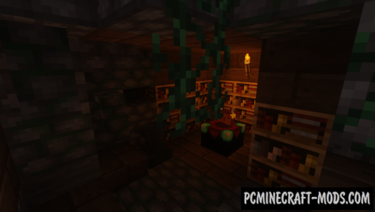 CraftMania Resource Pack For Minecraft 1.12.2