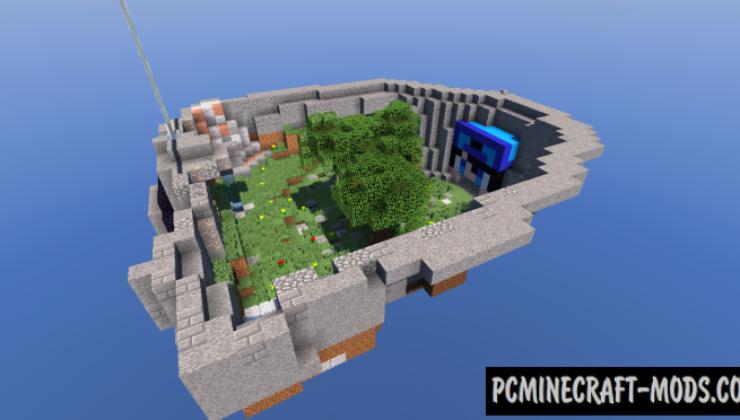 The Underground Secret Map For Minecraft