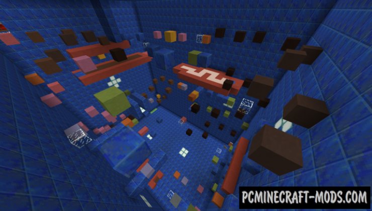 Keep Going Map For Minecraft