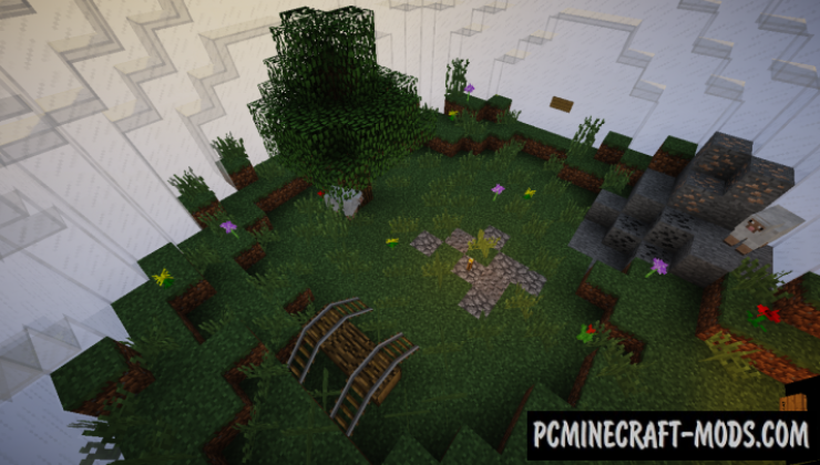 Dome Survival Map For Minecraft