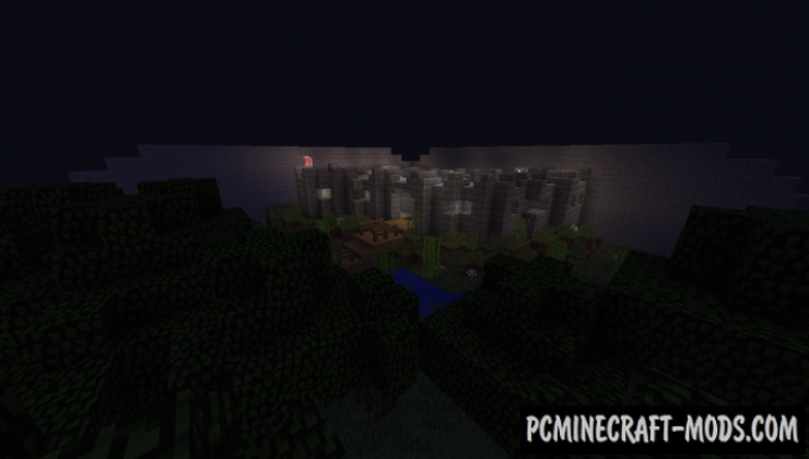 Minigames with Flan's Map For Minecraft