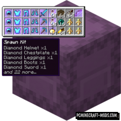Shulker Tooltip - GUI Tweak Mod Minecraft 1.16.5, 1.14.4, 1.12.2