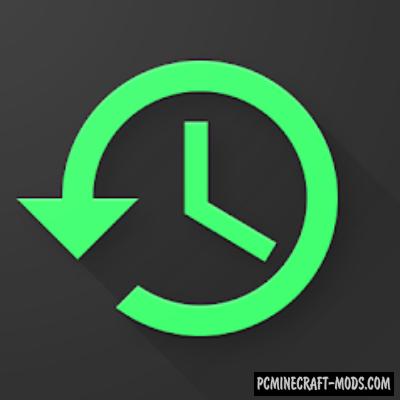 Backups - GUI, HUD Mod For Minecraft 1.12.2