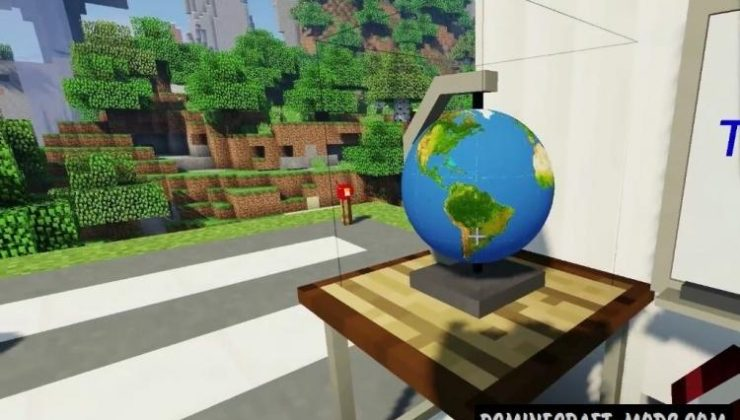 Another School Mod For Minecraft 1.12.2