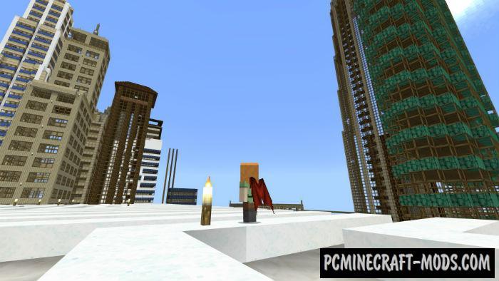 Baby Body Minecraft PE Bedrock Mod 1.9.0, 1.8.0, 1.7.0