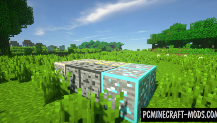 Default Enhanced PvP Resource Pack For Minecraft 1.12.2, 1.11.2, 1.10.2