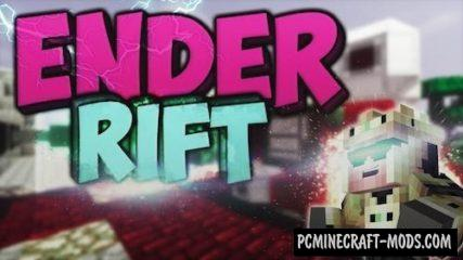 Ender-Rift - Tech Mod For Minecraft 1.16.1, 1.15.2, 1.12.2