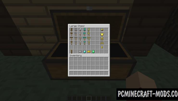 Ingots Resource Pack For Minecraft 1.12.2