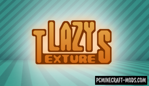LazyTextures Resource Pack For Minecraft 1.12.2