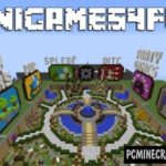 Minigame Madness Map For Minecraft