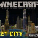 Japanese Modern City Minecraft PE Map iOS/Android 1.8, 1.7