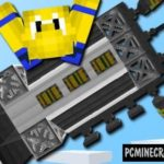 Trap Expansion Mod For Minecraft 1.12.2