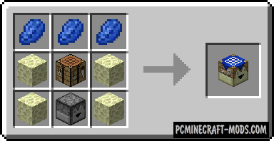 Crafting Automat Mod For Minecraft 1.12.2