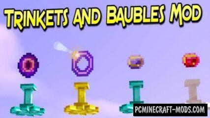 Trinkets and Baubles Mod For Minecraft 1.12.2