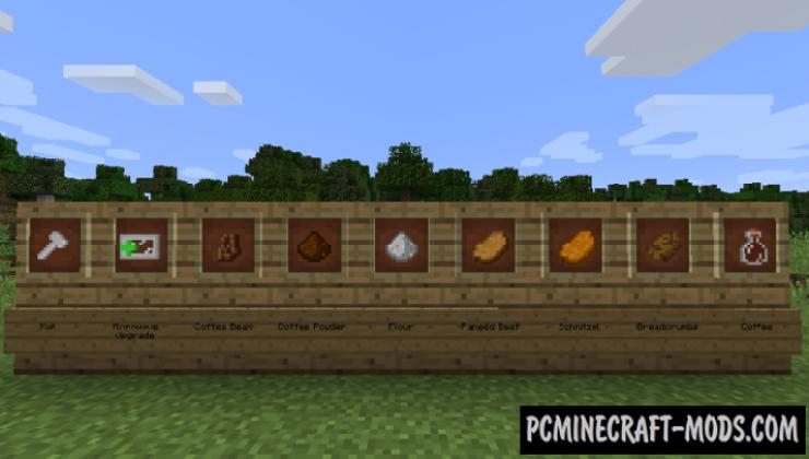 Useful Interior Mod For Minecraft 1.12.2