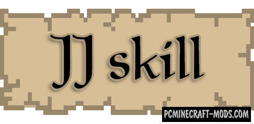 JJ Skill - Magic Mod For Minecraft 1.12.2