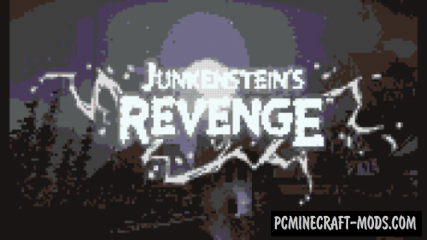 Dr. Junkenstein's Revenge Map For Minecraft