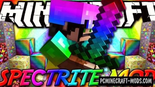 Spectrite Mod For Minecraft 1.12.2, 1.11.2