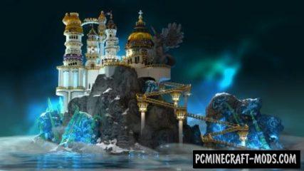 Canterlot Castle Map For Minecraft