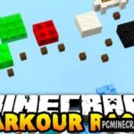 Parkore Map For Minecraft