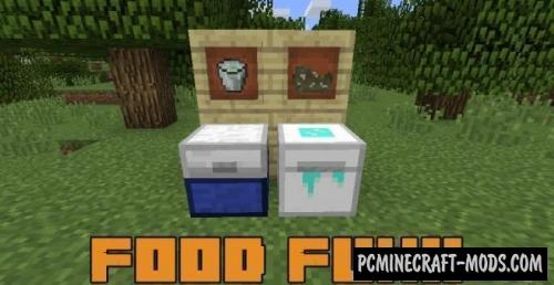 Food Funk - Tweak Mod For Minecraft 1.14.4, 1.12.2