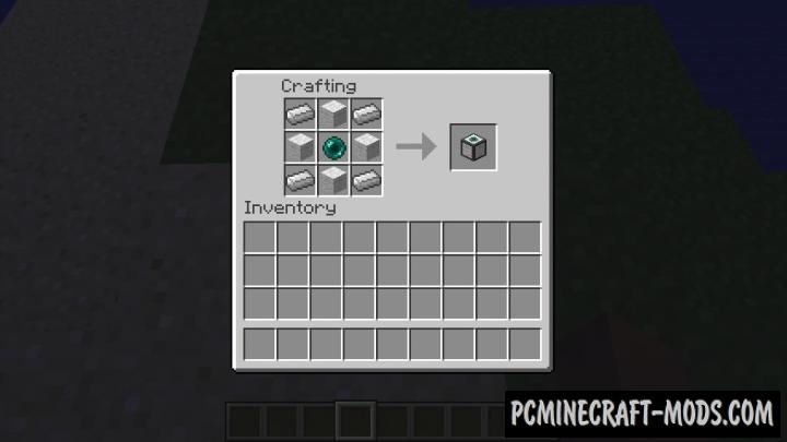 Elrol's GUI Elevator Mod For Minecraft 1.12.2, 1.10.2, 1.9.4