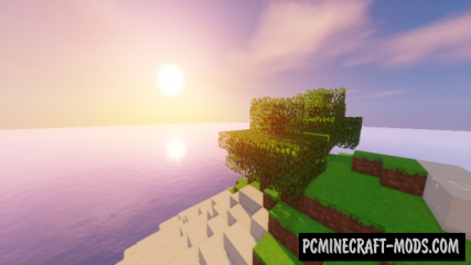 Bright Shades Resource Pack For Minecraft 1.12.2