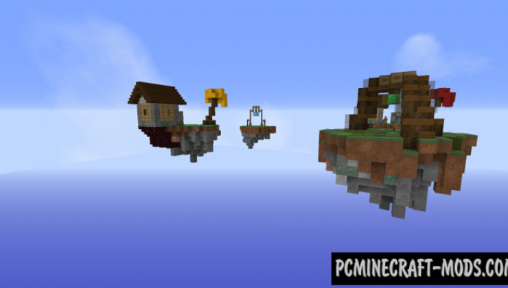 BedWars Map For Minecraft