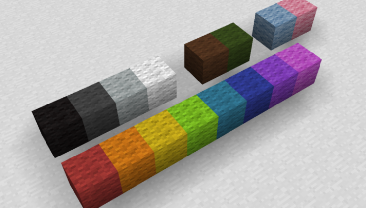 Hans-Pack Resource Pack For Minecraft 1.12.2