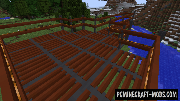Catwalks 4 Mod For Minecraft 1.12.2