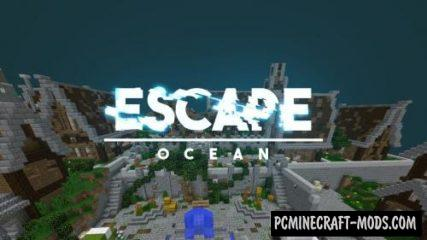 Crainer's Escape: Ocean Map For Minecraft